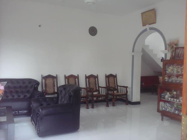 Naz place - Kalutara - Maison