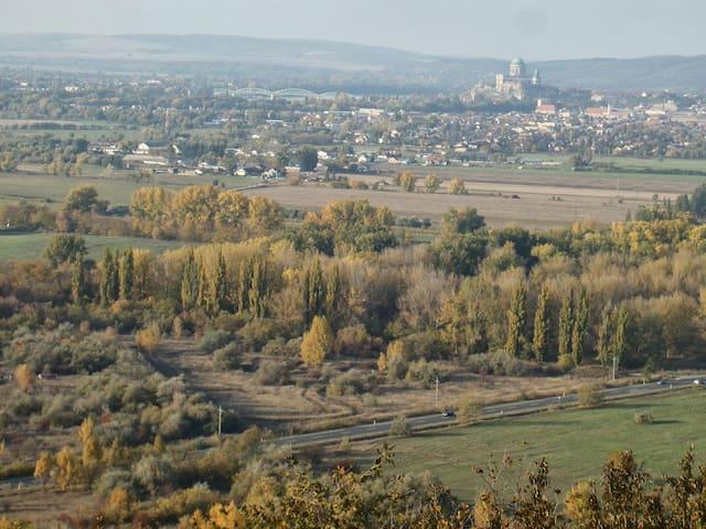 Két ágyas toronyszoba Esztergomban - Esztergom - Hus
