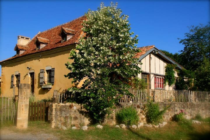 Petite ferme de charme - Malaussanne - Huis