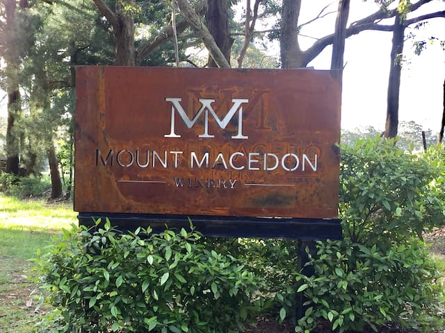 Mount Macedon Winery Retreat - Mount Macedon