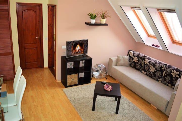 Salvus Apartman Eger belvárosában - Eger - Appartement