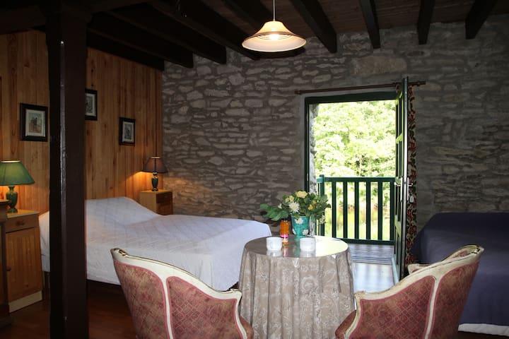 Chambres dans un ancien moulin - Cléden-Poher - Overig