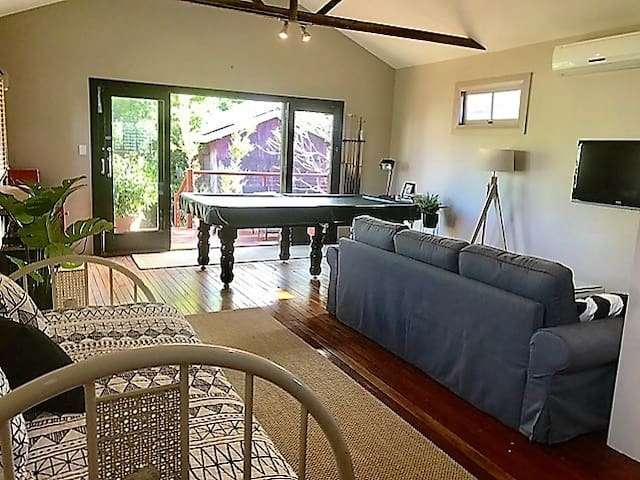 The Bootmaker's Cottage in ideal location - East Toowoomba - Guesthouse