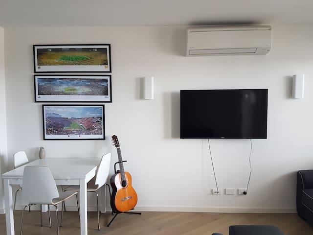 Private Apartment + New + WiFi + Full Amenities - Mentone - Appartement