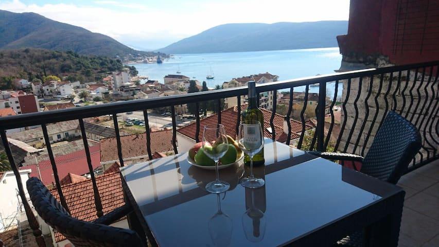 Sea View Apartments - Herceg - Novi - Lägenhet