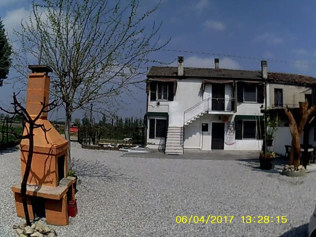 Relaxing apartment in the countryside!! - San Bellino - Квартира