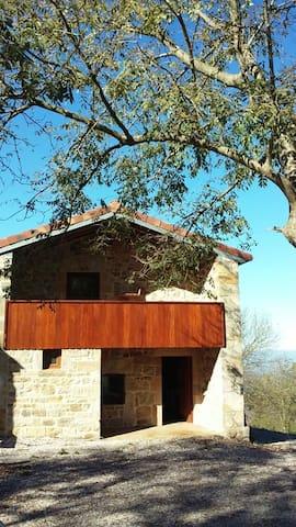 la casuca de pico jiniro - Villacarriedo - Alojamento ecológico