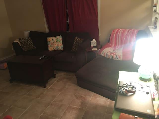Cozy bedroom - Montgomery - Hus