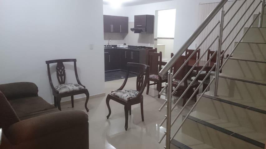 Apartamento Duplex centro San Gil - San Gil - Leilighet