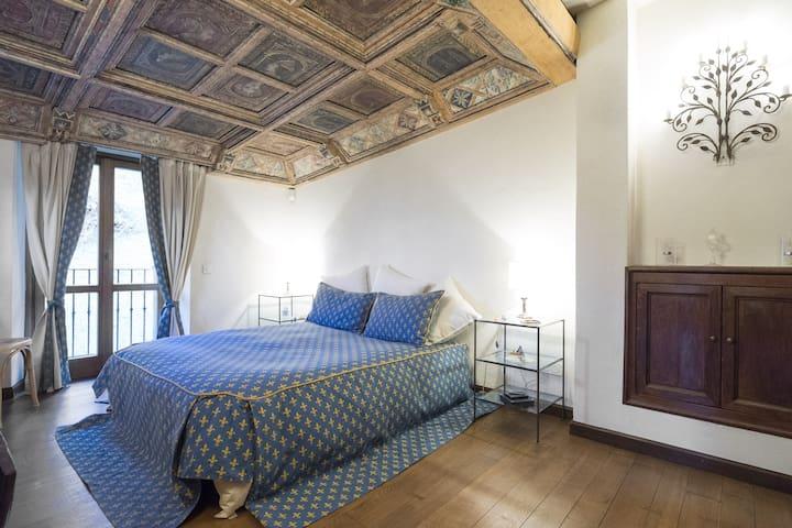B&B Antica Dimora San Giacomo a Sant'Omobono Terme - Sant'Omobono Terme
