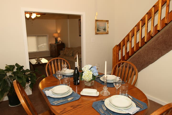 ENTIRE ROW-HOUSE,STRATFORD - NEAR ROWAN UNIVERSITY - Stratford - Huis