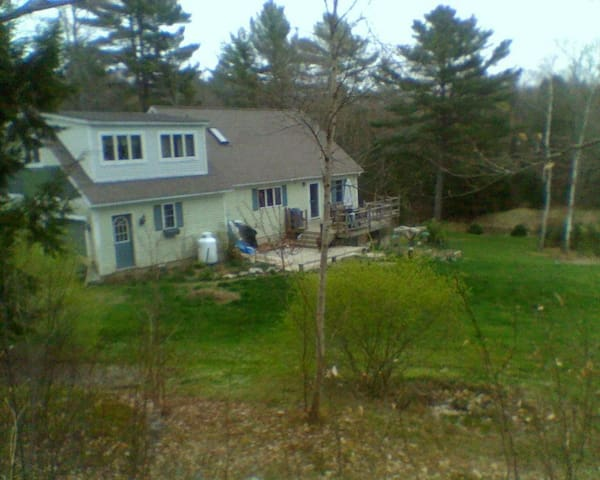 Peaceful Apartment in the Woods, Centrally Located - Edgecomb - Appartement