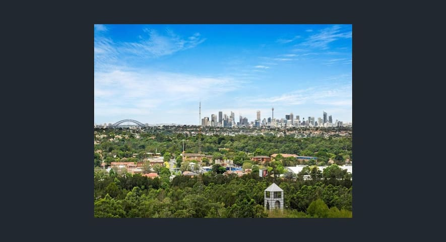 Great city views located at Sydney Olympic Park - Sydney Olympic Park - Appartement