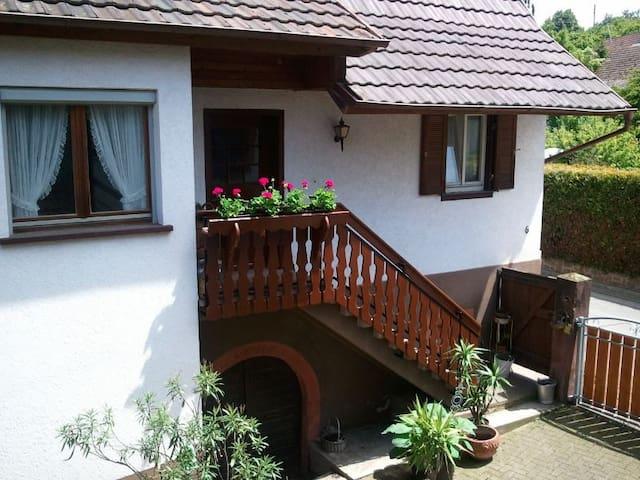 Oma´s Bauernhäusle - Herbolzheim - Maison
