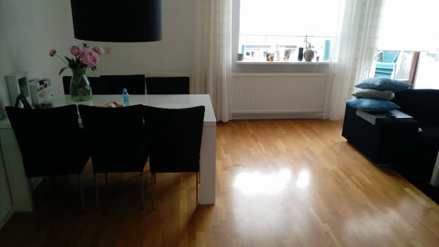 Apartment 10 (train) minutes from centre  Nijmegen - Wijchen - アパート