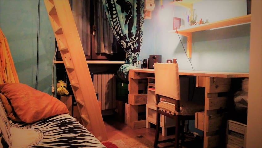 Single room in south of Milan really comfortable - Milan - Appartement en résidence