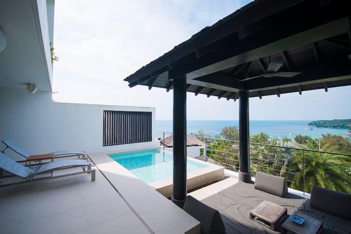 Stunning 3-Bedroom Villa at Surin Beach - Choeng Thale