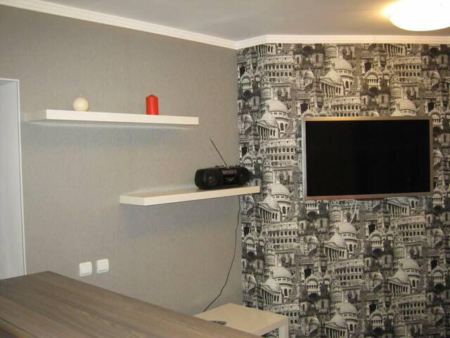 Квартира с евро ремонтом - Калуга - 公寓