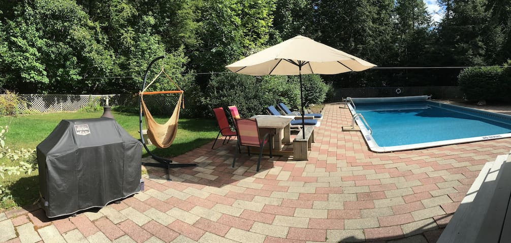 Andy's Retreat, Heated Pool, Central AC, Jacuzzi - Falmouth - Dům