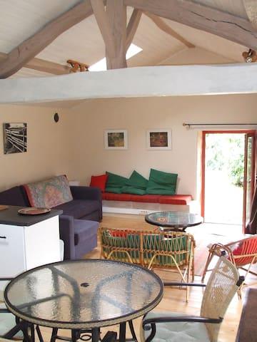 Gîte de charme dans le Poitou - Saint-Jouin-de-Milly - Huis