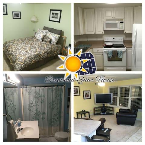 Brentwood Solar House - Raleigh - Apartmen