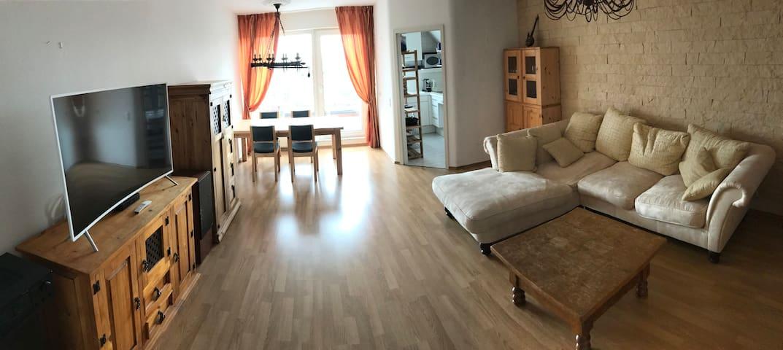 80 m2 modern duplex with medieval accent - Siegburg - 公寓