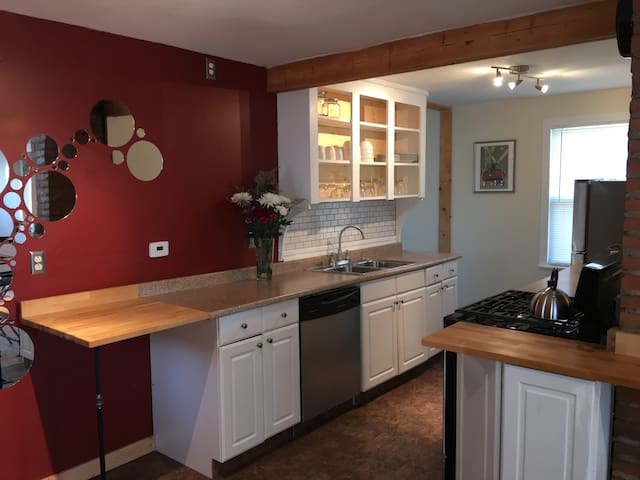 Modern 2 BR Ohio City Apartment - Cleveland - Appartement