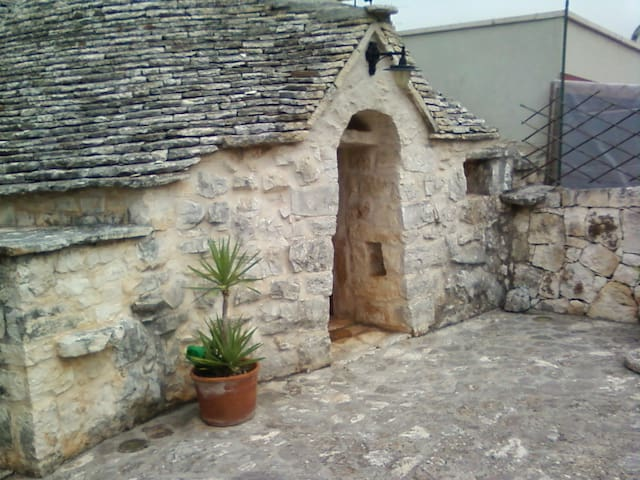 Tullo Antico - Alberobello - Alojamento ecológico