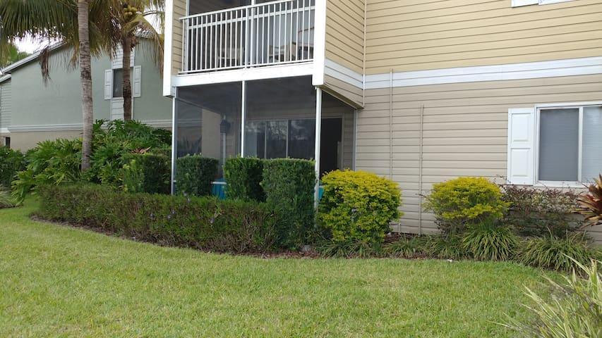 Apartment near the beach in Sunny Florida - Bradenton