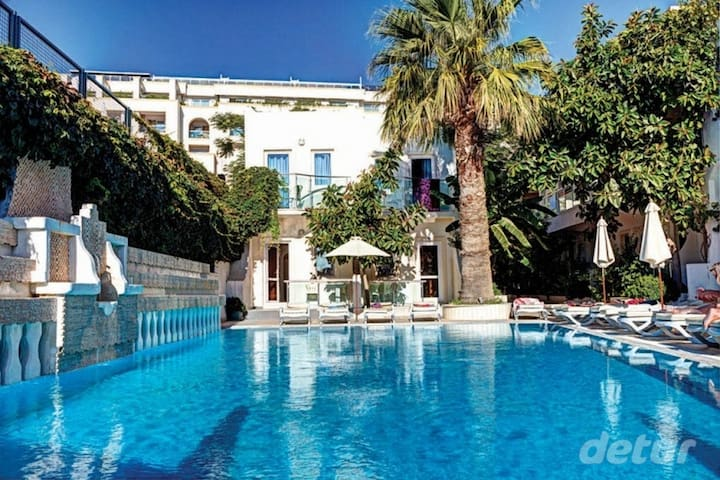 on the beach rooms - Bodrum