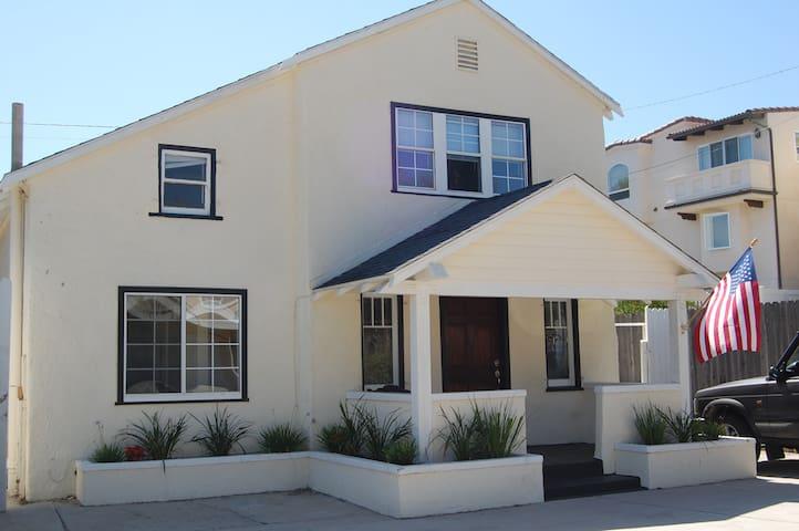 1934 Silverstrand Beach Cottage - Oxnard - Rumah
