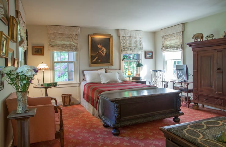 Master Suite at Greenhill - New Hope - Maison