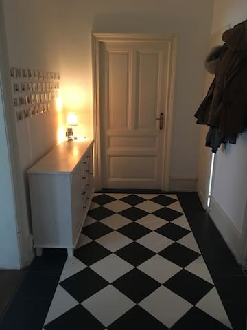 Flat in the heart of Frankfurt - Frankfurt am Main - Apartamento