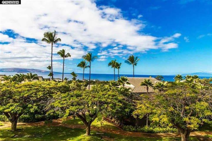 Luxurious, Airy Condo! BEST Ocean Views!! - Wailea-Makena - Appartement