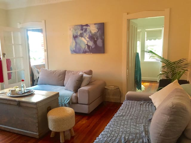 Quiet Haven 3 mins from Manly beach - Manly - Appartement
