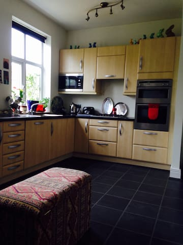 Sunny double room in Cullercoats, - North Shields