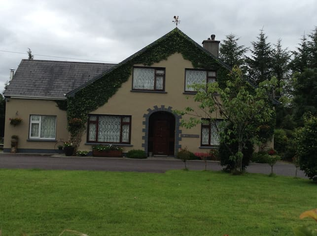 Cahirlodge   Double Bedroom Cosy Apt - Killarney - Daire