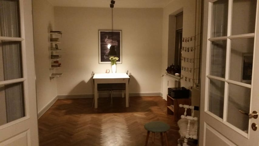 Cozy apartment in central Odense. - Odense - Leilighet