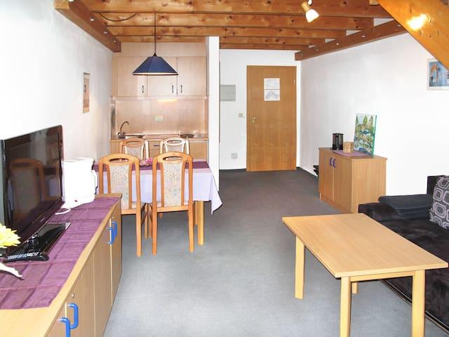 45 m² apartment Feriendorf Am Hohen Bogen for 3 persons - Arrach - Departamento