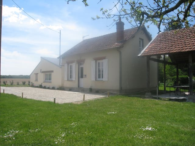 Maison indépendante en lisère de forêt - Nogent-sur-Vernisson - Hus