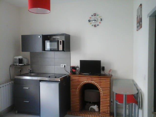 Petit studio centre Vaison la romai - Vaison-la-Romaine - Byt