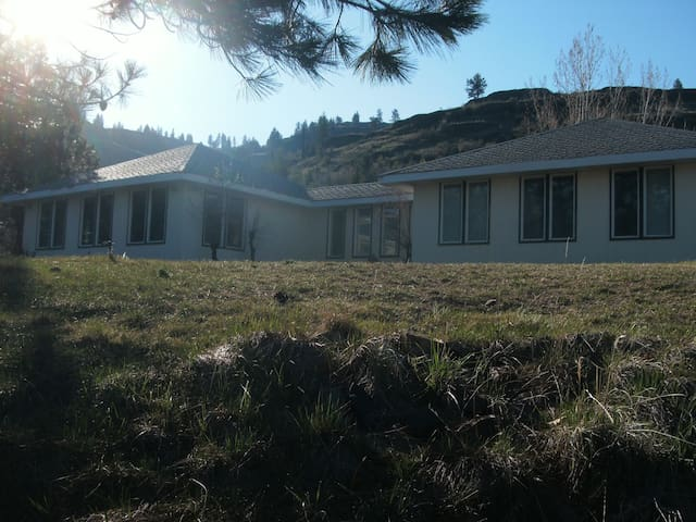 Roosevelt Lake view - Lincoln - Huis