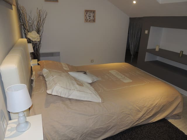 A cosy room for your stay ! - Illkirch-Graffenstaden - Hus