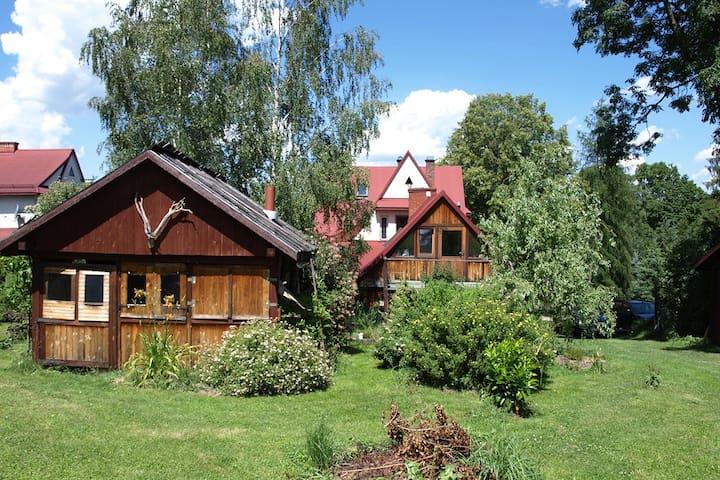 Home in the Linden Garden - Rabka-Zdrój - Casa