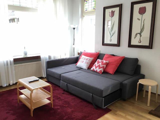 NEW! J&S Apartment Apeldoorn Center - Apeldoorn - Leilighet