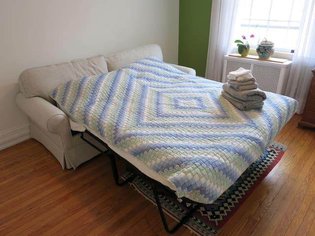 Quiet Room in Adams Morgan - Washington - Appartamento