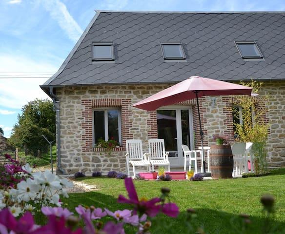 Gîte La Bergerie en Normandie - Dampierre-en-Bray - Huis