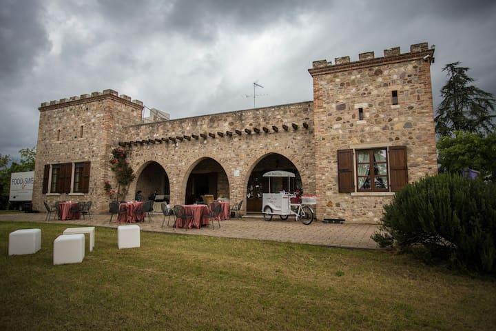 Stanza barocca in Villa gonzaghesca - Volta Mantovana - Вилла
