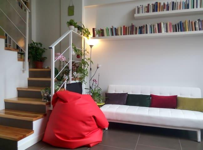 Comfortable loft in Madrid - Madrid - Loft