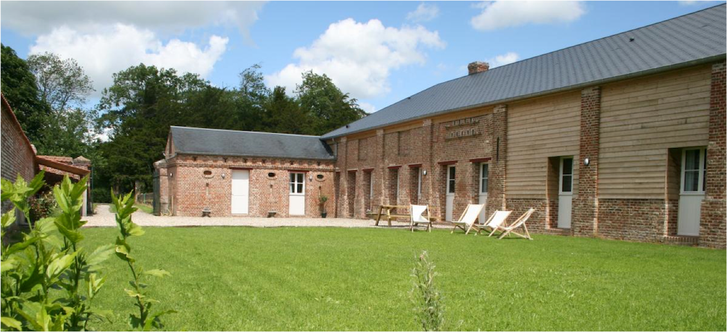 Gîte calme proche Baie de Somme - Saigneville - Casa